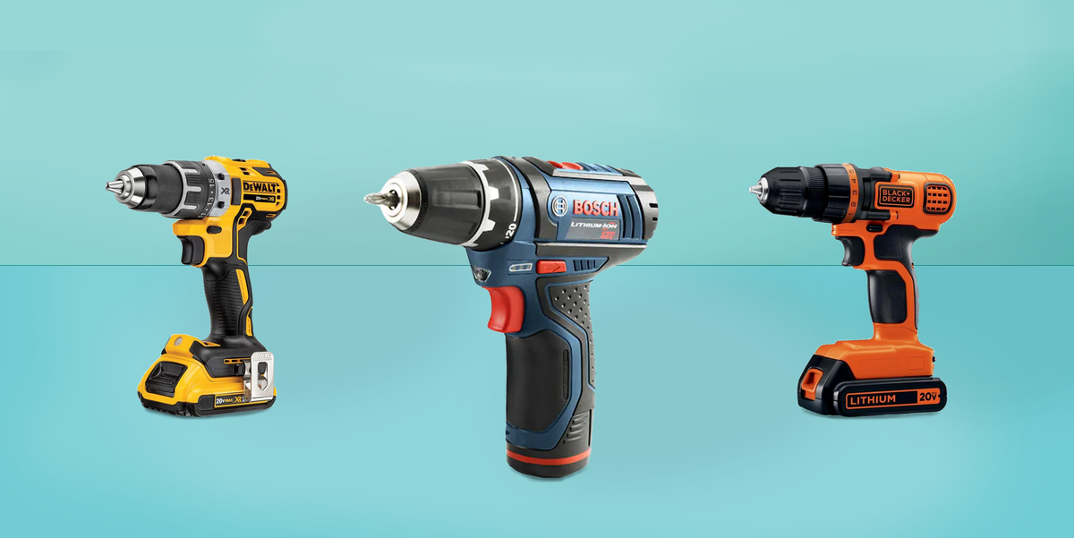 6 Best Cordless Drills of 2020, According to Engineers