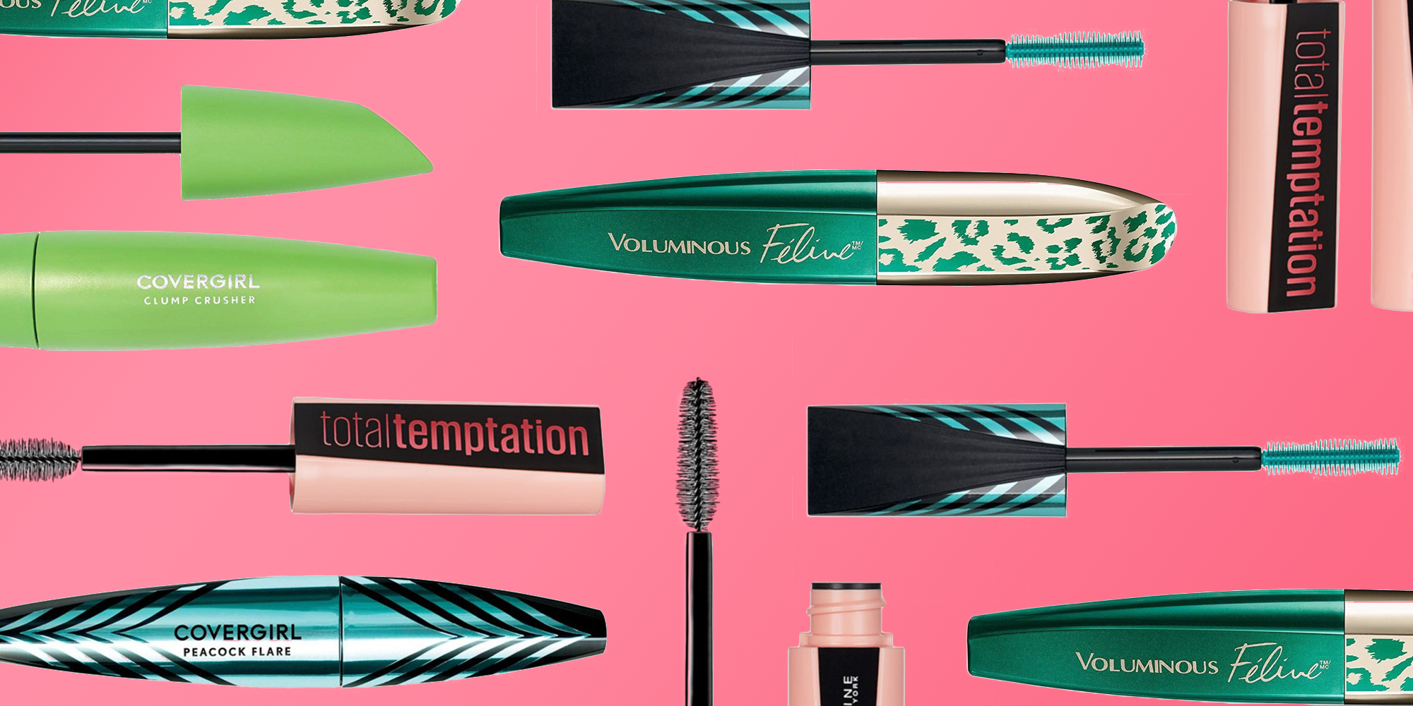 a2af08b8fd2 7 Best Drugstore Mascaras 2019 - Top Cheap Mascaras for Long, Dramatic  Lashes