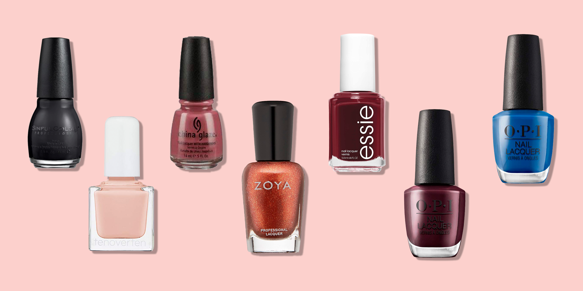 22 Best Fall Nail Colors 2020 New Autumn Nail Polish Trends