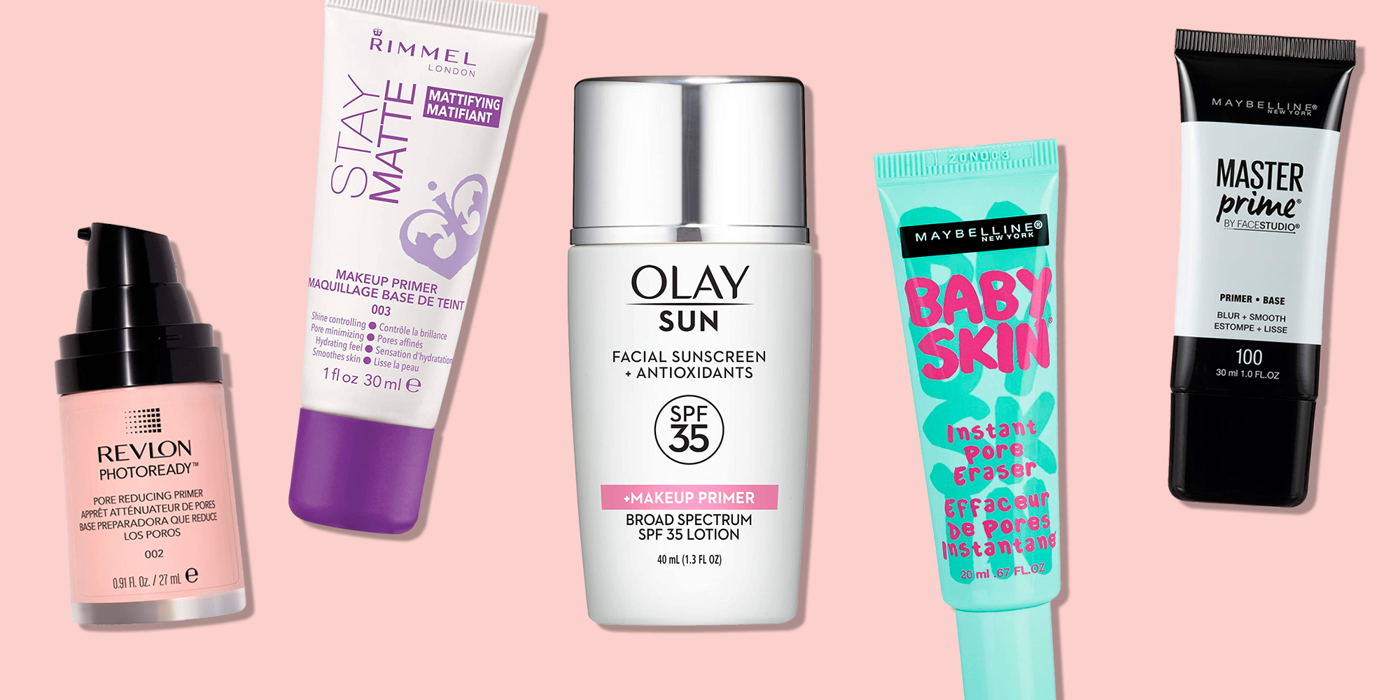 11 Best Drugstore Primers Of 2021 Makeup Primers For Any Skin Type