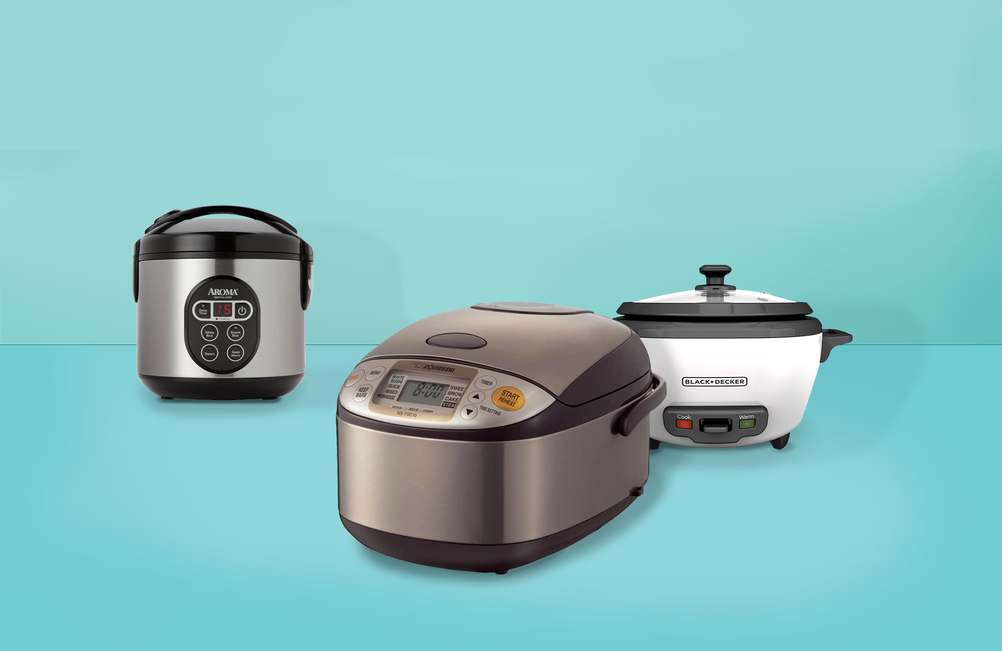 8 Best Rice Cookers - Top Rated Rice Cookers