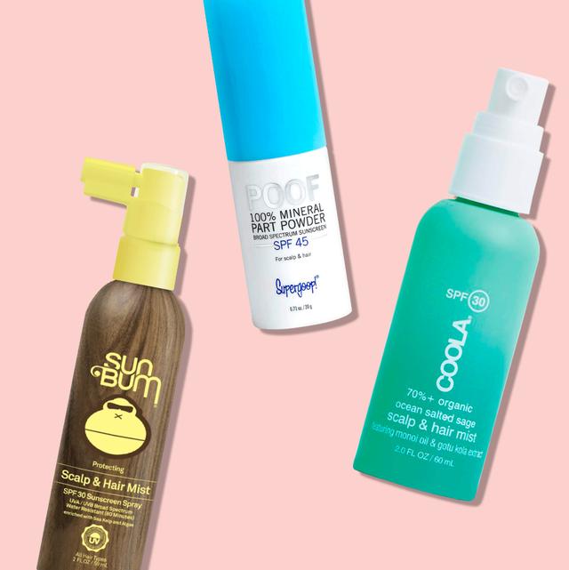 best scalp sunscreens