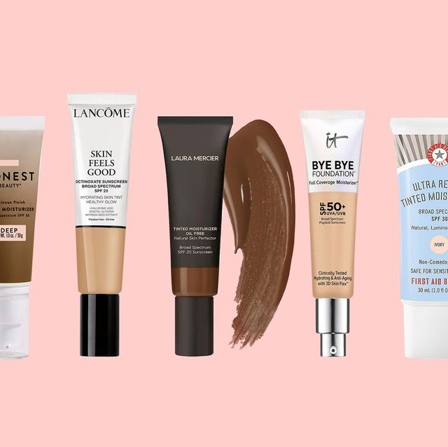 best tinted moisturizers for every skin type