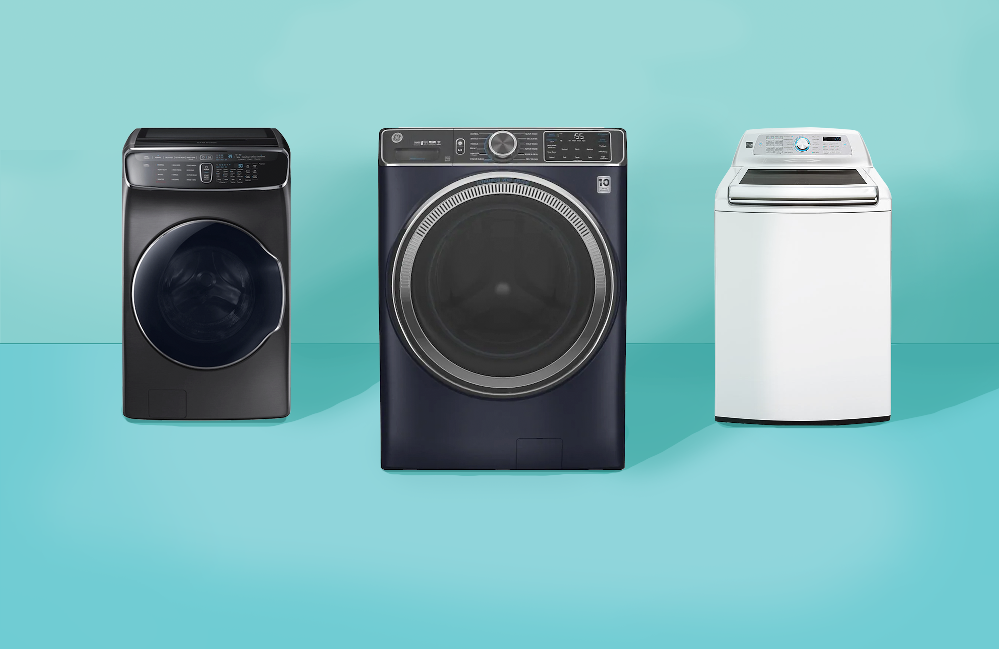 8 Best Washing Machines of 2020 - Top Washing Machine Reviews