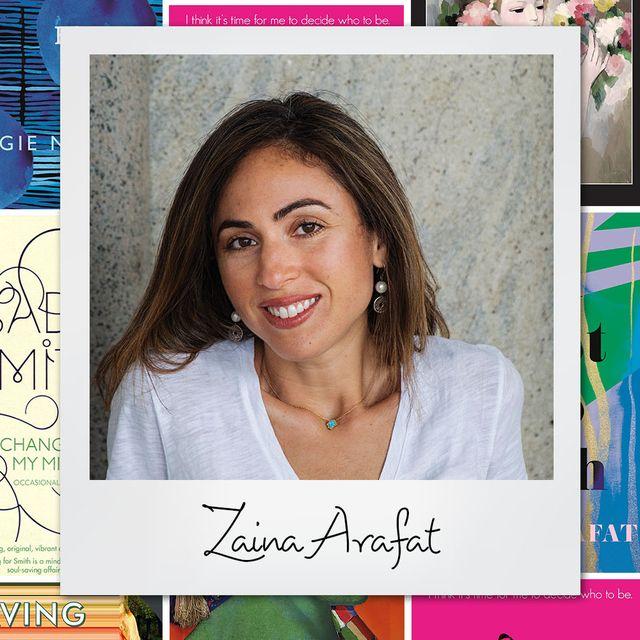 zaina arafat books that shaped me