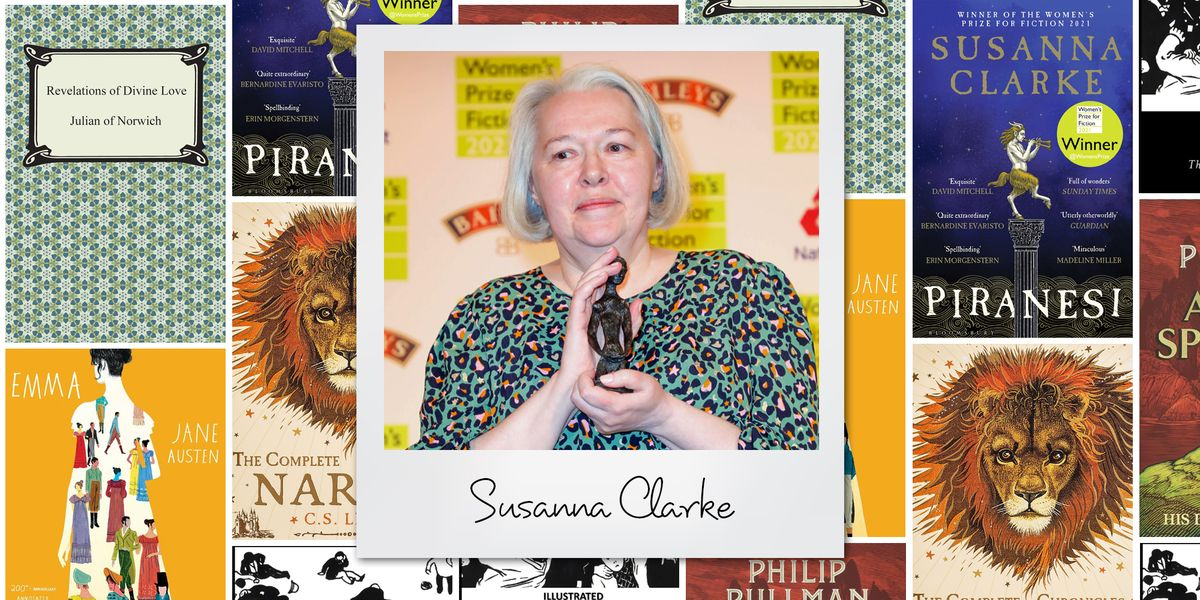 The books that shaped me: Susanna Clarke