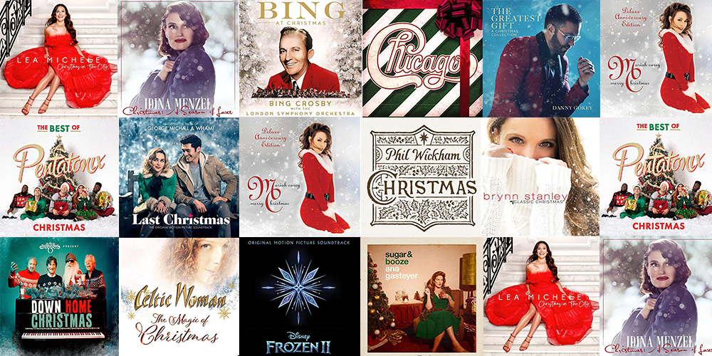 New Christian Christmas Albums Coming Out In 2020 14 New Christmas Albums Coming Out in 2019   Best Christmas Albums