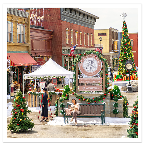 Hallmark Christmas Town