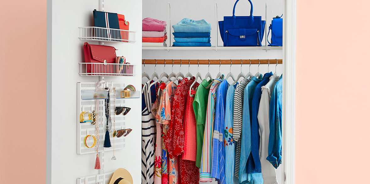 Clothing Organization Tricks Storage Ideas For People With Too Many Clothes,Bloody Mary
