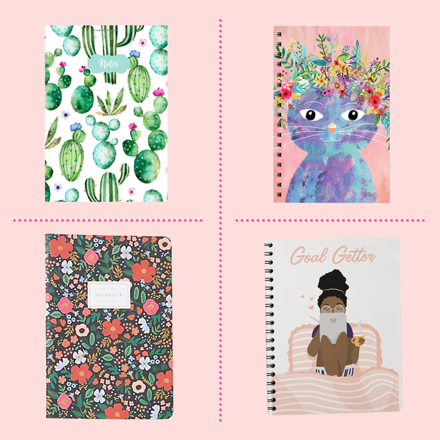 20 cute notebooks for back to school and beyond