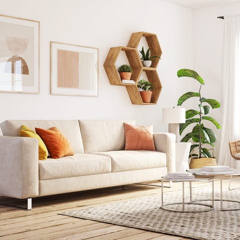 easy decluttering tips, according to organizing experts