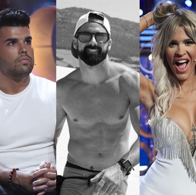 GH DÚO 2020: Concursantes y candidatos. Pol Badía, Jonathan Pérez, Ylenia.
