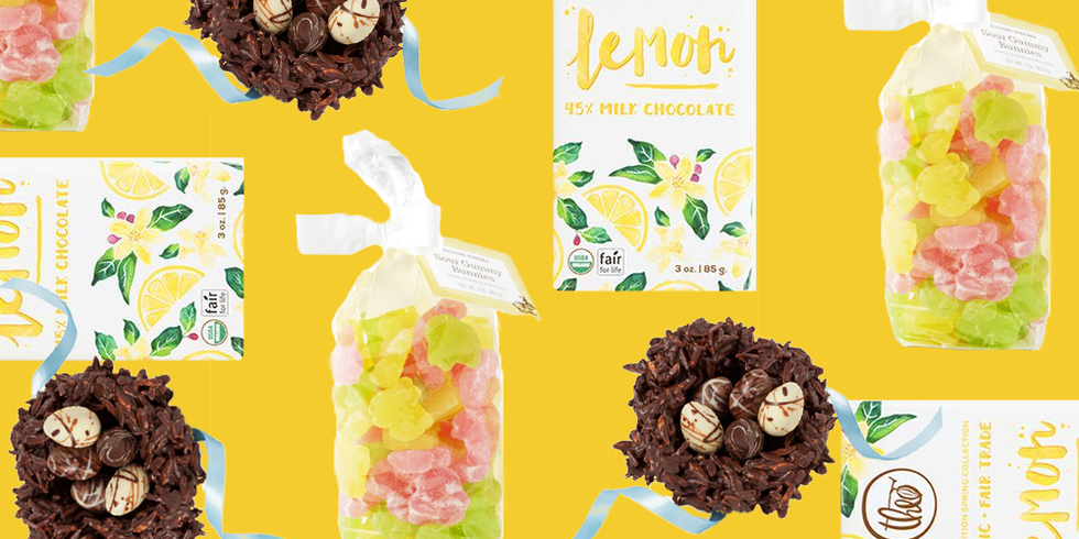 The 25 Easter Candies That Your Easter Egg Basket Needs This Year
