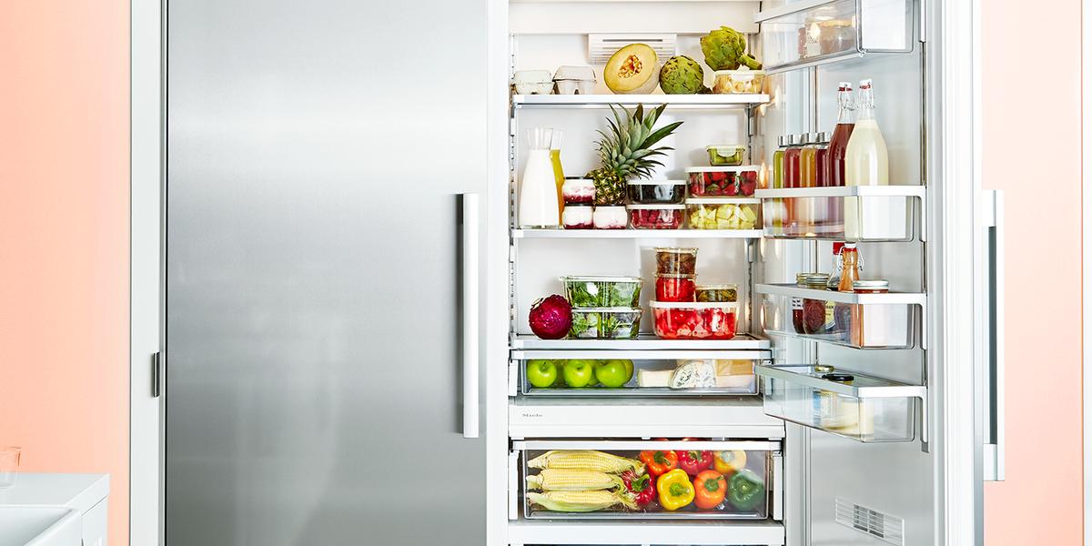 gh fridge organization ideas