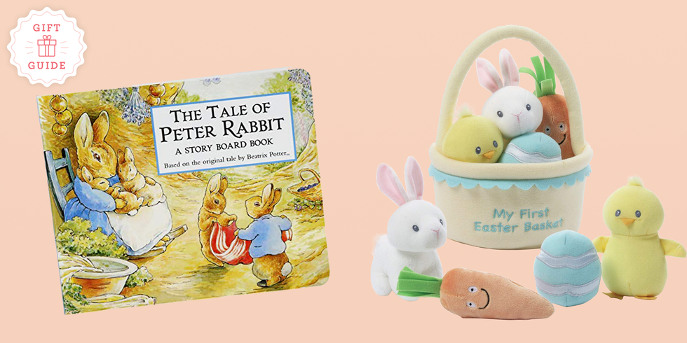 25 Gifts to Make Baby's First Easter Memorable