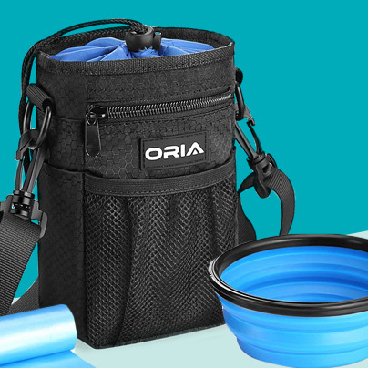 This $16 Pouch Is Like a Diaper Bag for Dog Moms