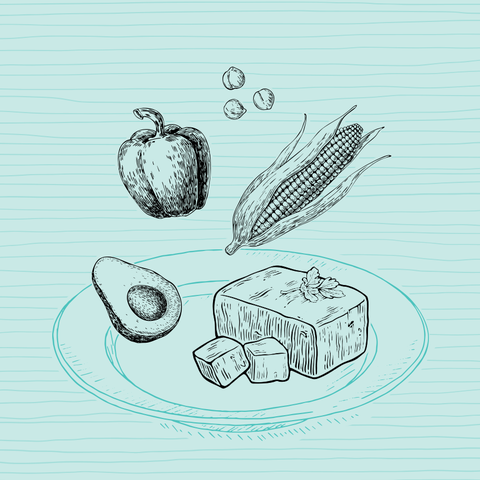 the ultimate beginner's guide to going vegetarian
