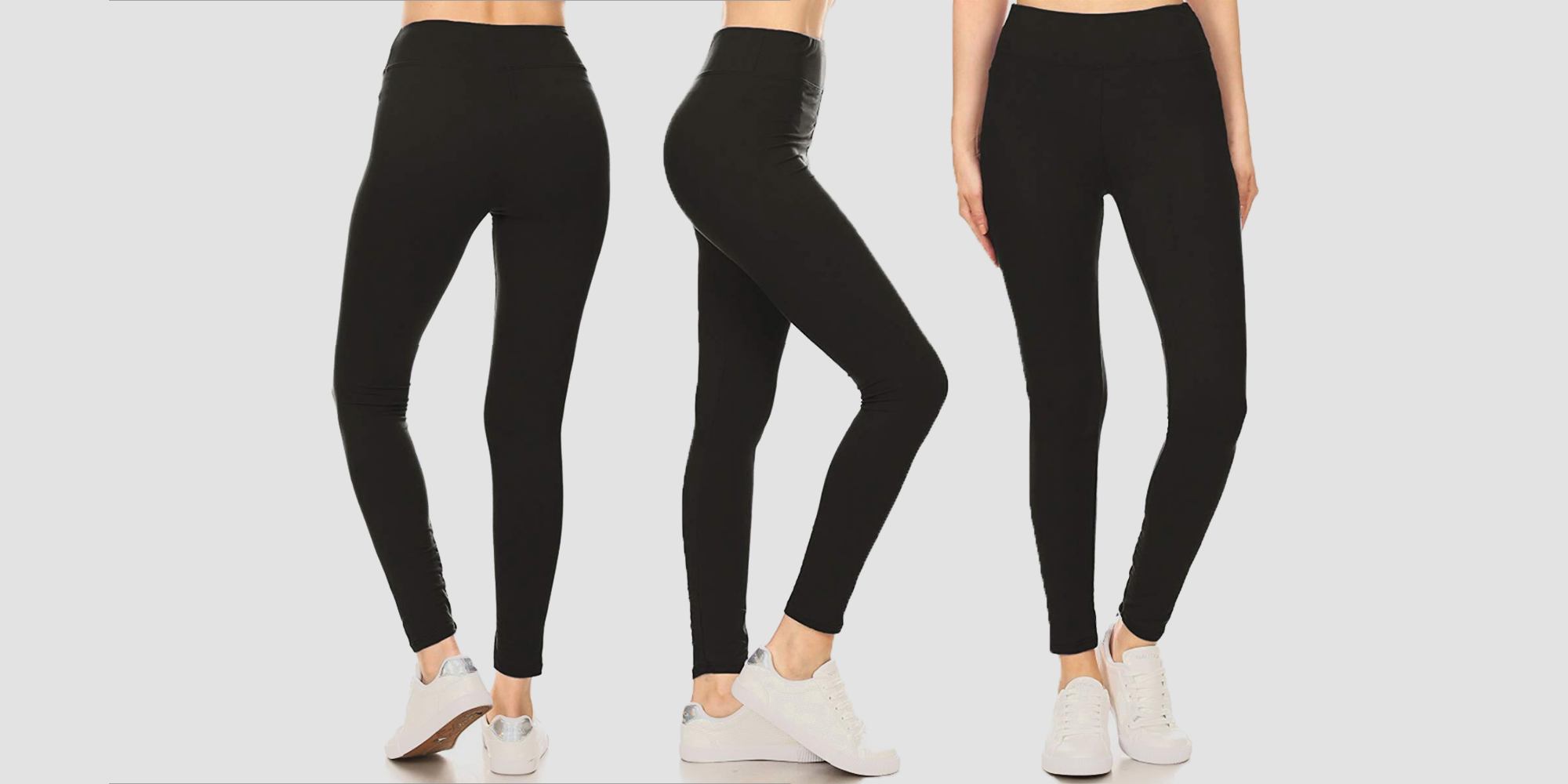 Why Amazon Reviewers Love High Waisted Leggings By Leggings Depot