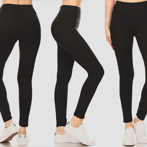 305496b5e1db Reviewers Love These High-Waisted Leggings by Leggings Depot - Best ...