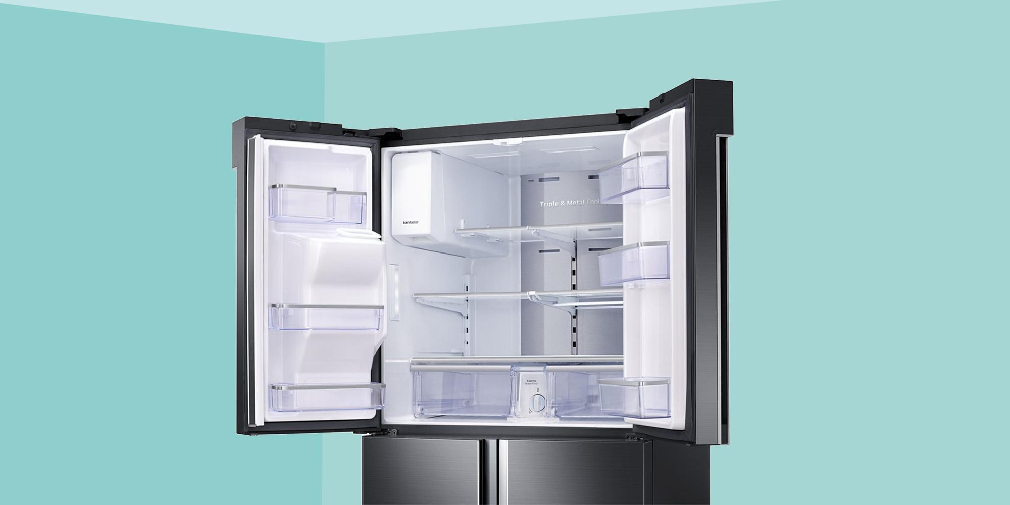9 Best French Door Refrigerators 2019 - Top French-Door Fridge Reviews