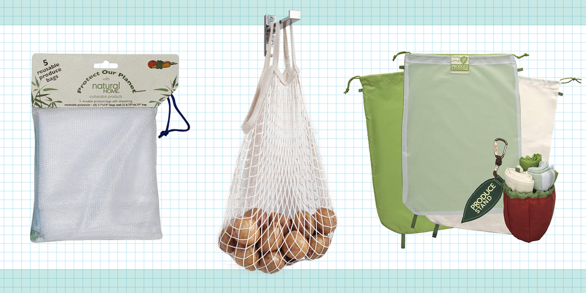 Umm Ikea Makes Seriously Stylish Reusable Produce Bags