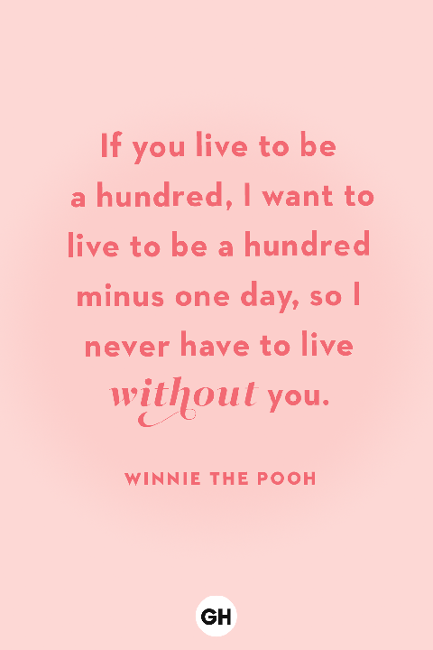 gh love quotes winnie the pooh
