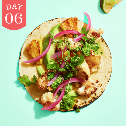 meatless meals challenge day 6