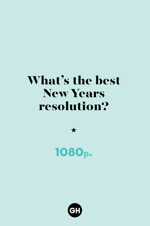 Best New Year's Jokes 2020