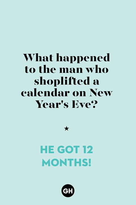 Best New Year's Jokes 2020