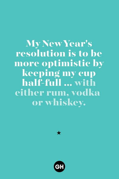 best new years quotes   cup half full