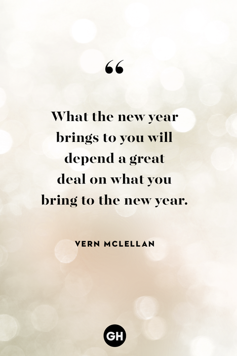 50 Best New Year Quotes 2020 Inspiring Nye End Of Year Sayings