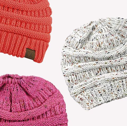 f63b991ac50 C.C BeanieTail s Cable Knit Hat on Amazon Only Costs  10