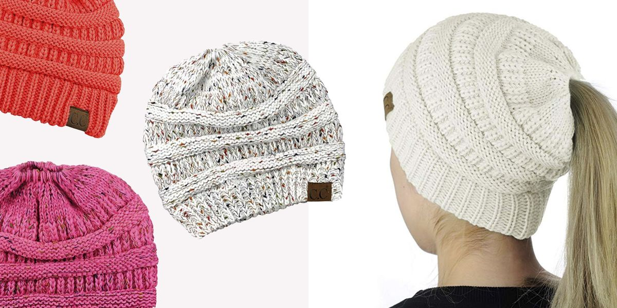 f997517ab26 C.C BeanieTail s Cable Knit Hat on Amazon Only Costs  10