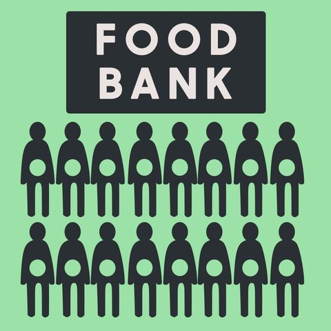 Foodbanks In The Uk What Its Like To Be A Foodbank Client