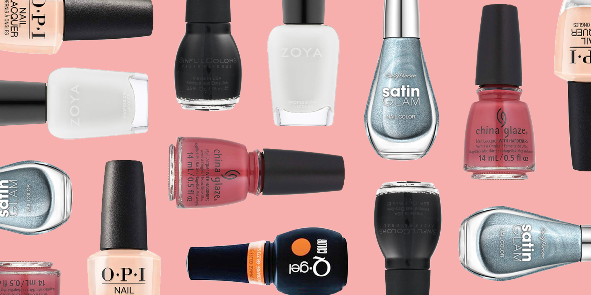 16 Best Fall Nail Colors 2019 , New Autumn Nail Polish Trends