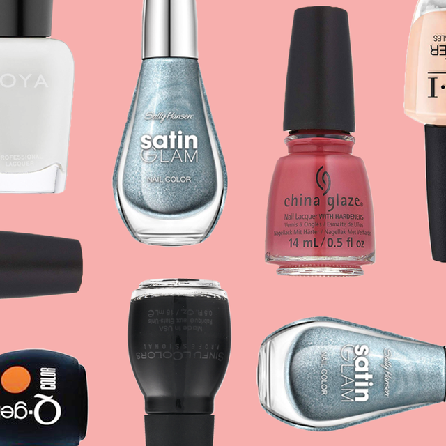 16 Best Fall Nail Colors - New Autumn Nail Polish Trends