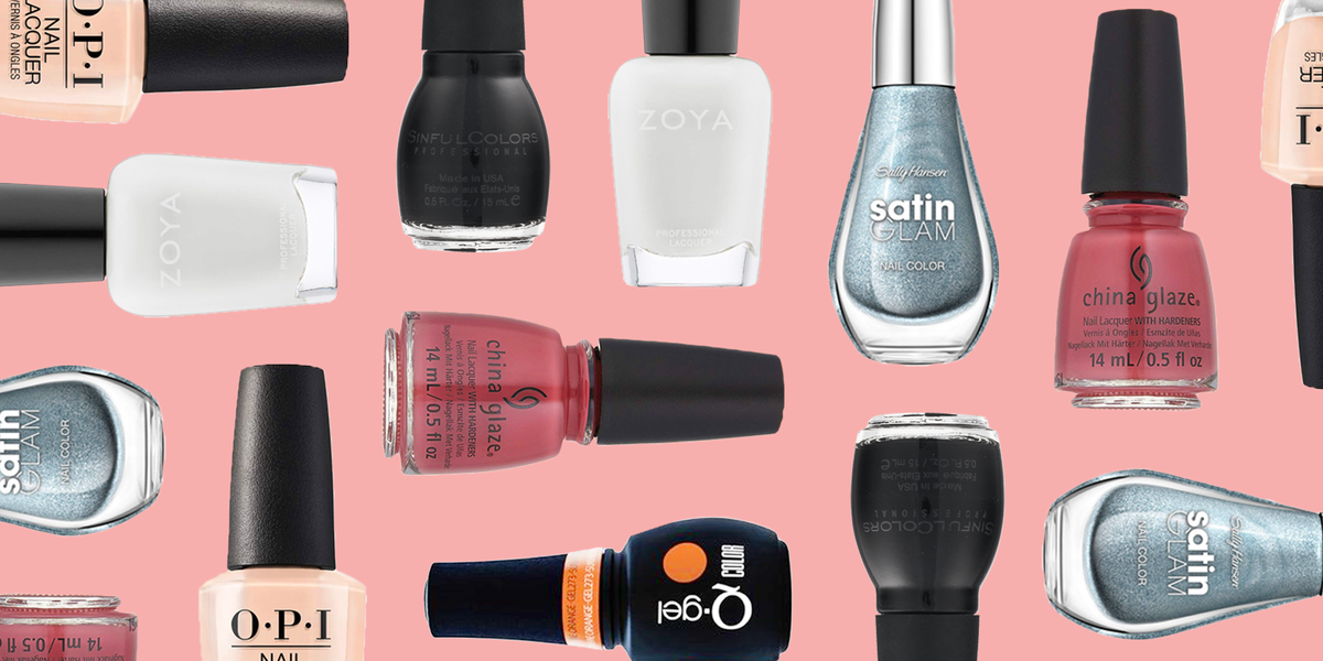 16 Best Fall Nail Colors 2019 - New Autumn Nail Polish Trends