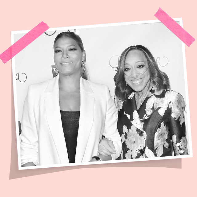 queen latifah opens up about losing her mom to scleroderma