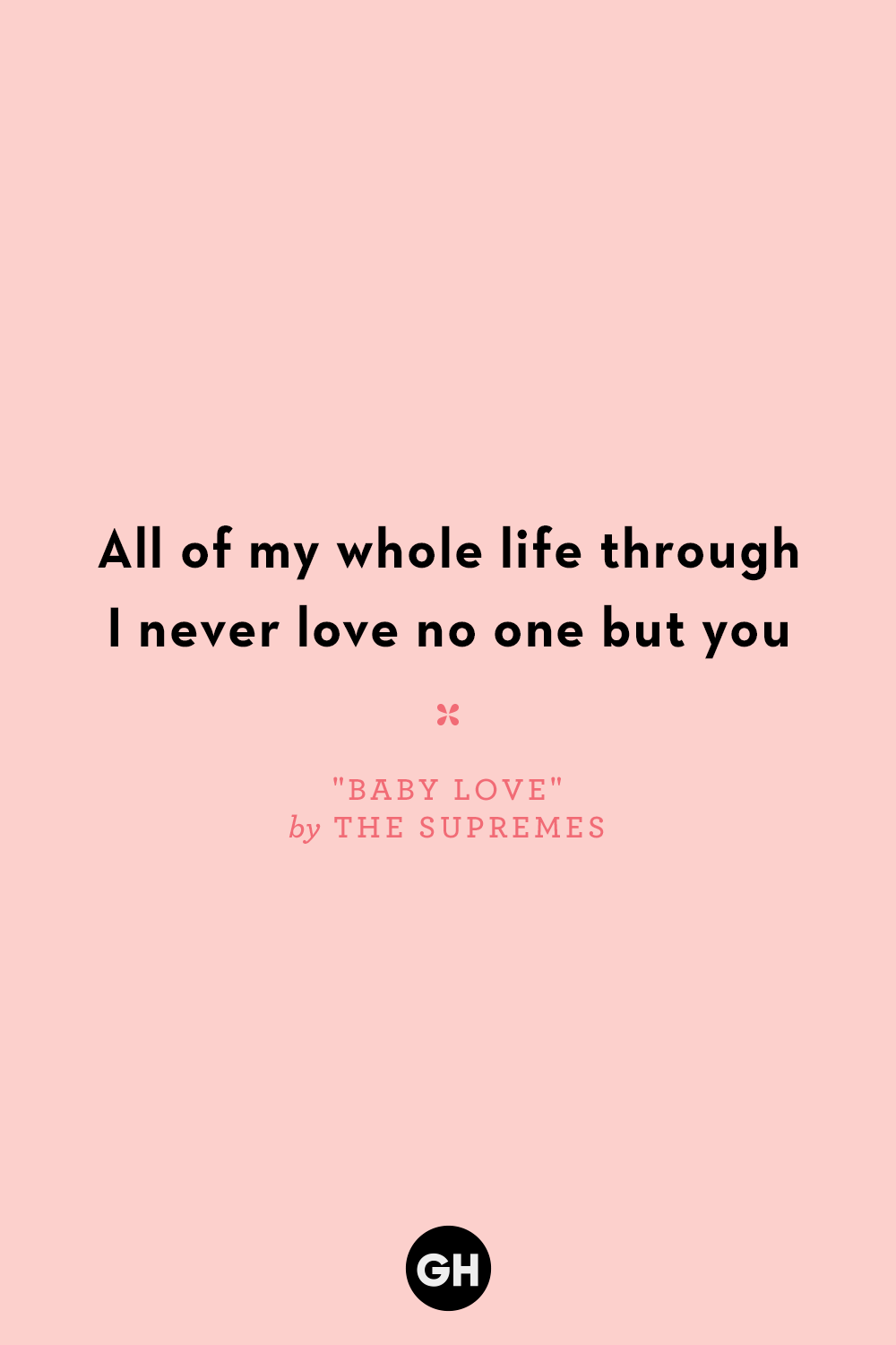 Song lyrics meaningful love most The 51