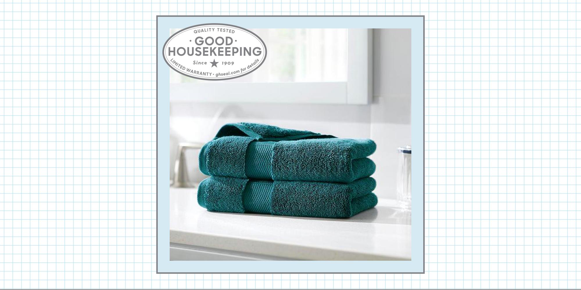 GH Seal Spotlight: The Home Decorators Collection Plush Soft Cotton Bath Towel
