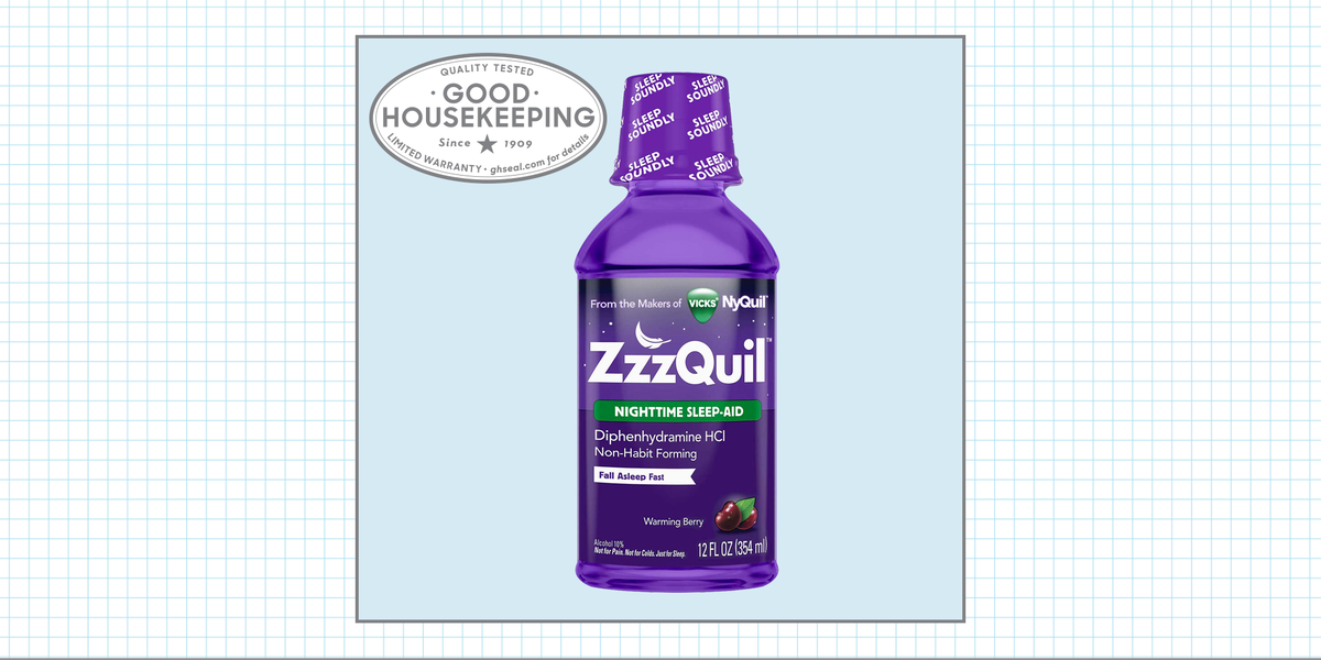 GH Seal Spotlight: ZzzQuil Nighttime Sleep Aid