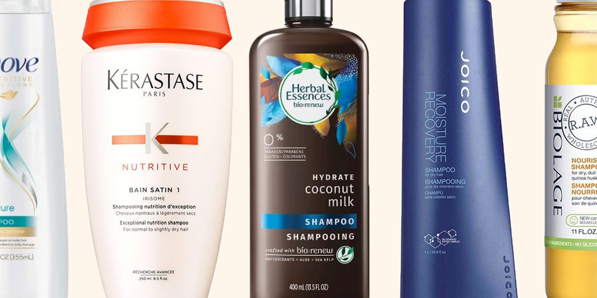 9 Best Shampoos for Dry Hair, According to Beauty ...