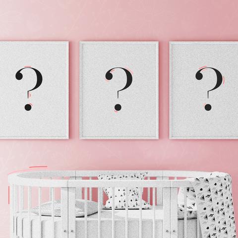i let my partner pick my baby's name
