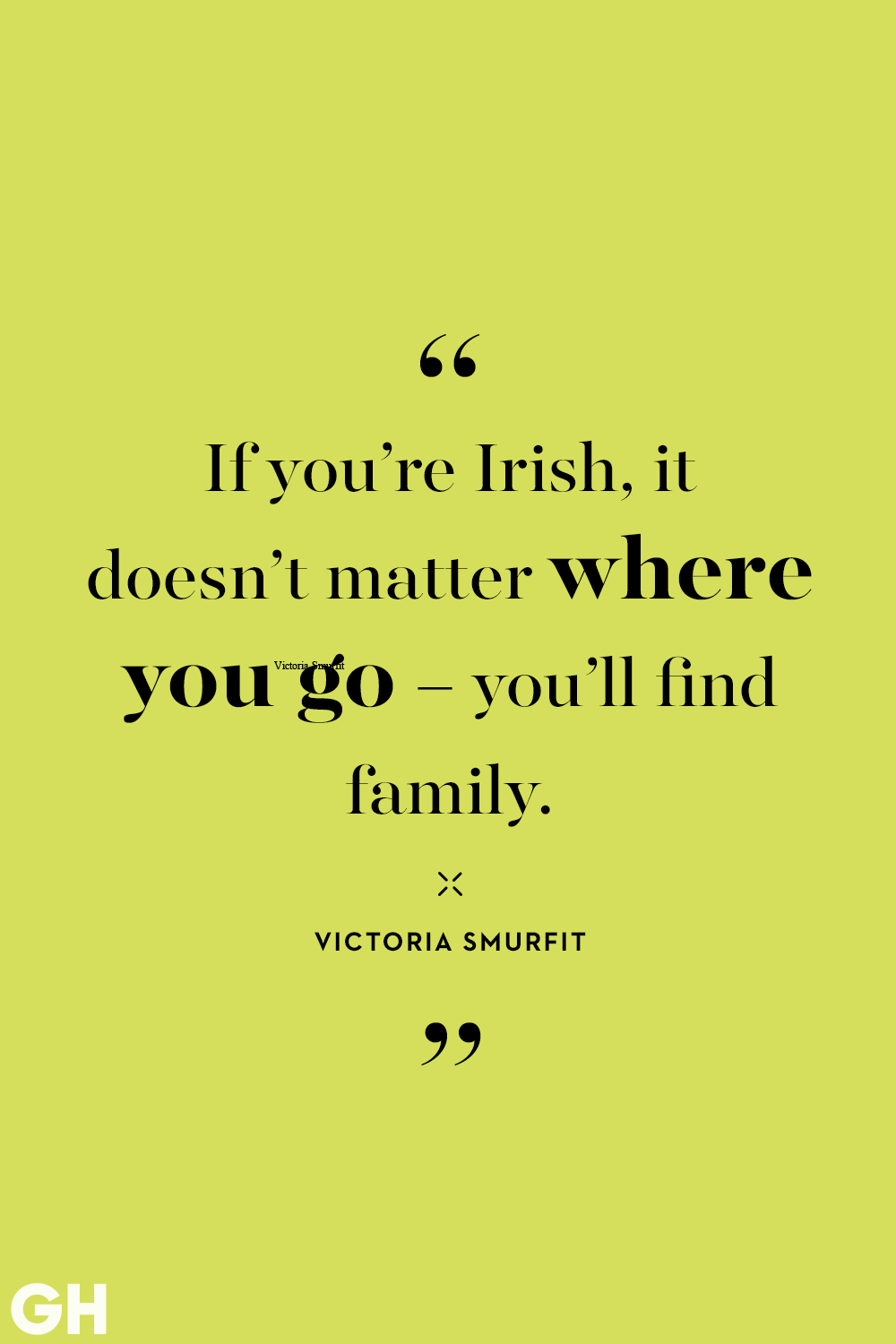 2b7c946fe44db 20 St. Patrick's Day Quotes - Best Irish Sayings for St. Paddy's Day