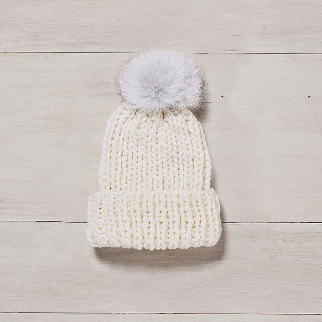 winter hat tutorial