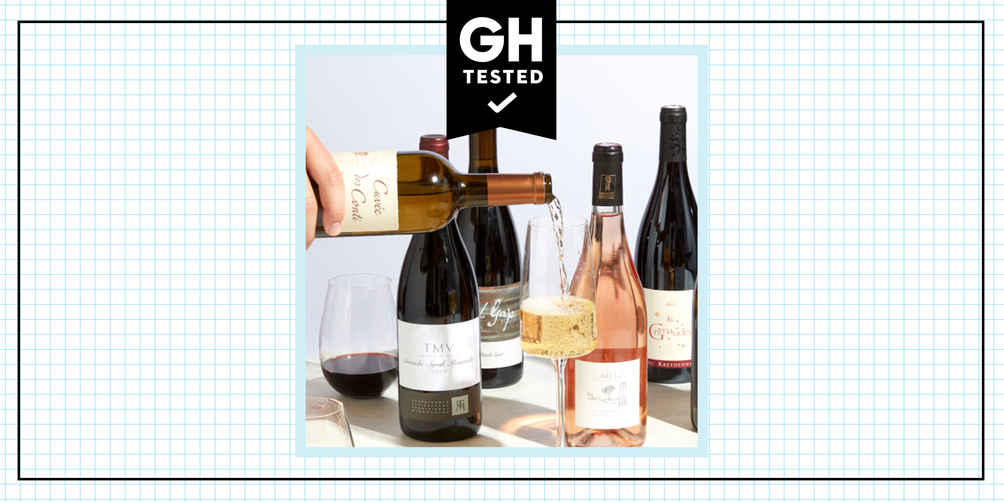 GH Tested: Thrive Market Clean Wine Program