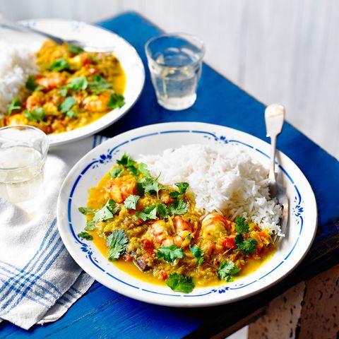 best prawn curry recipes