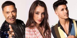Joao, Adara y Kiko Jiménez nominados