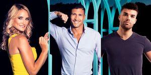 Gianmarco, Alba y Pol están nominados de 'GH VIP 7'