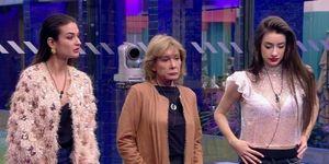 Mila es salvada en 'GH VIP 7'